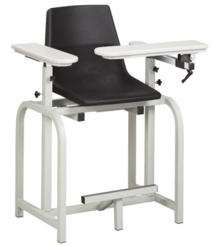 Standard Lab Series, Extra Tall Blood Draw Chair