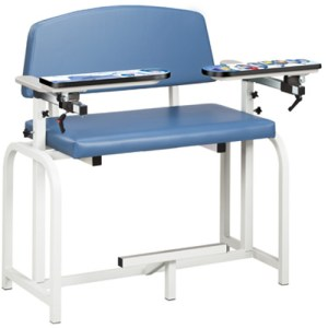 Pediatric Series - Extra Wide Arctic Circle Blood Drawing Chair