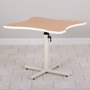 Soft Curve Gas Lift Table