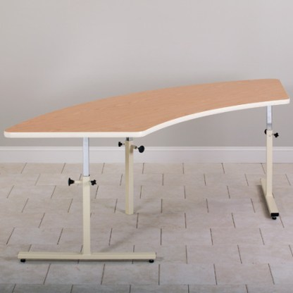 Quarter Round Physical Therapy Table