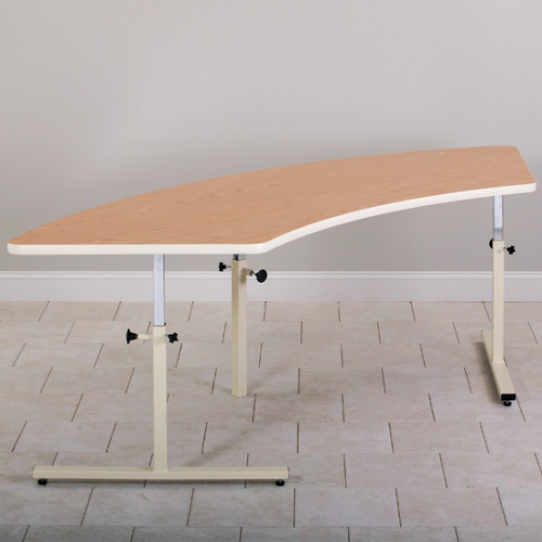 Model 75 26k Quarter Round Physical Therapy Table