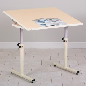 Physical Therapy Work Table with Tilt Top