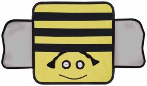 Kiddie Kover X-ray Blanket - Bumble Bee