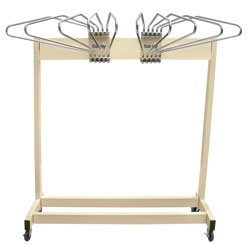 Bar-Ray Maxi Rack X-ray Apron Rack