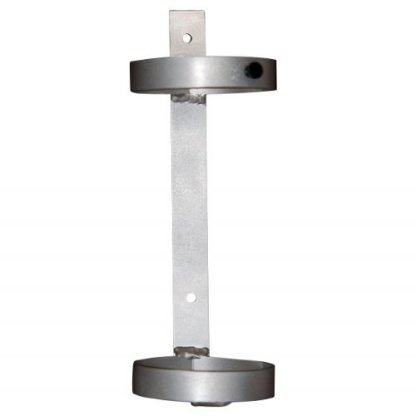 MRI Non-Magnetic Wall Mount Oxygen Cylinder Holder