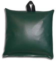 "Patient Positioning Sandbag 15 LB - 12"" x 12"""