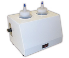 Double Ultrasound Gel Warmer for 250ml Bottles