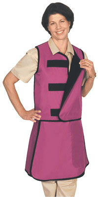 Vest Only X-ray Apron