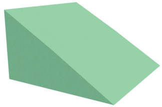 30 Degree Incline Positioning Sponge - Stealth Cote