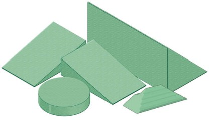 Clinic Kit A - Coated Positioning Sponges - Stealth-Cote