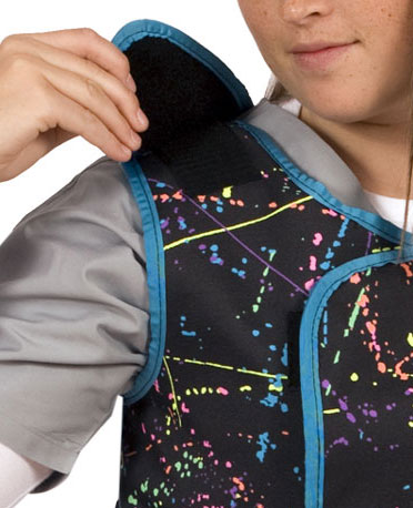 Adjust-A-Fit X-ray Apron Vest Only