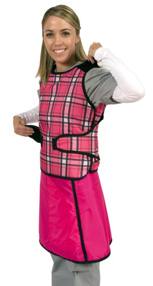 Flex Back Vest Skirt X-ray Apron