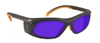 Dye, Diode and HeNe Ruby Laser Safety Glasses - Model #206