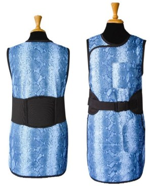 Bar-Ray Wide Belt Wrap-Around X-ray Apron