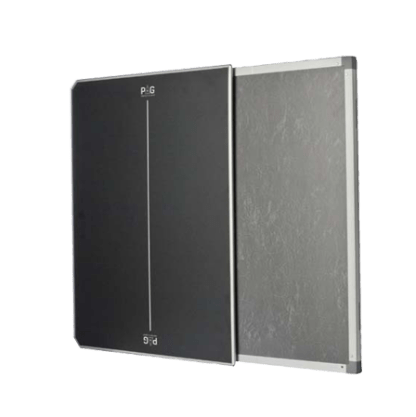 Protect-A-Grid with Channels X-ray Cassette Grid - Aluminum