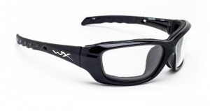 Wiley X Gravity Radiation Protection Glasses - Gloss Black