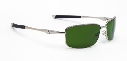 Model 116 Glassworking Safety Glasses - BoroView 3.0 - Silver