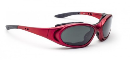 Model 1171 Glassworking Safety Glasses - BoroView 3.0 - Red