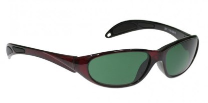 Model 208 Glassworking Safety Glasses - BoroView 3.0 - Red