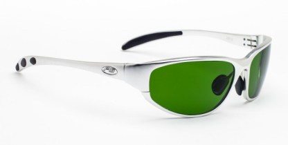 Model 533 Glassworking Safety Glasses - BoroView 3.0 - Silver