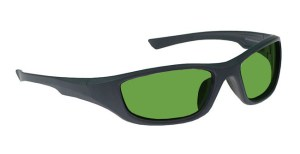 Model 703 Glassworking Safety Glasses - BoroView 3.0 - Charcoal Gray