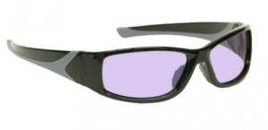 Model 808 Glassworking Safety Glasses - Phillips 202 ACE - Black