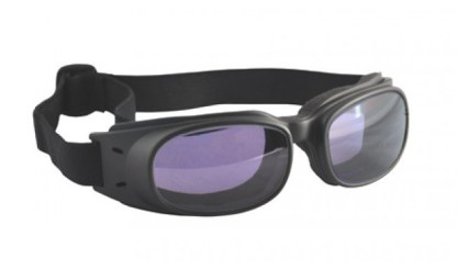 Model RK2 Glassworking Safety Glasses - Polycarbonate Sodium Flare