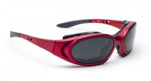 Model 1171 Glassworking Safety Glasses - BoroView 5.0 - Red