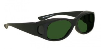 Phillips Fitover Glassworking Safety Glasses - BoroView 5.0 - Black