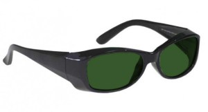 Model 375 Glassworking Safety Glasses - BoroView 5.0 - Black