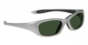 Model MX30 Glassworking Safety Glasses - BoroView 5.0 - Silver