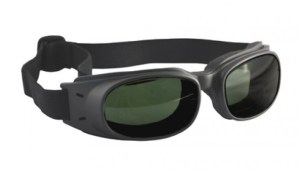 Model RK2 Glassworking Safety Glasses - BoroView 5.0