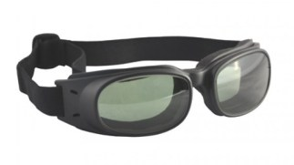 Model RK2 Glassworking Safety Glasses - Light Green Filter