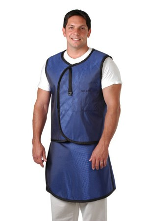 Protech Medical Vest Skirt Combo Apron