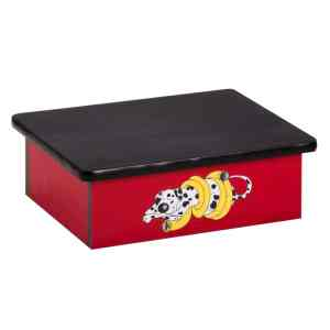 Step Platform - Pediatric - Dalmation