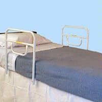 18 Inch Security Bed Rails - for adjustable homestyle and hospital beds