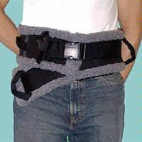 SafetySure Transfer Belt - Sherpa Lined