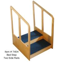 Double Rail Bed Step System