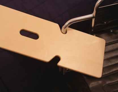 SafetySure Notched Wood Transfer Boards