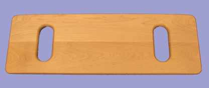 SafetySure Solid Maple Transfer Boards - Slotted