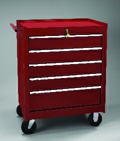 5 Drawer Value Medical Cart