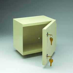 Small Narcotic Storage Cabinet
