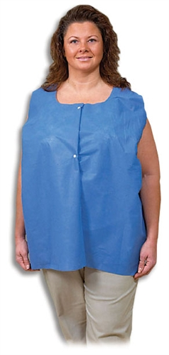 Disposable Mammo Exam Vest