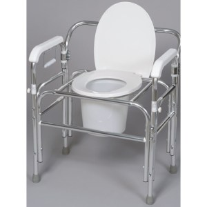 Bariatric Commode - 850 pound capacity