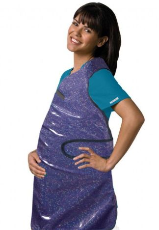 Techno-Aide Care-Guard Pregnancy X-ray Apron