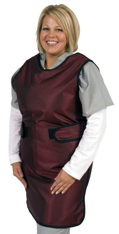 Flex Back Wrap Around Apron