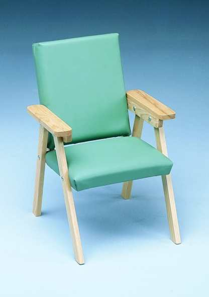 "Model 155 - Kinder Chair - 14"" Back"