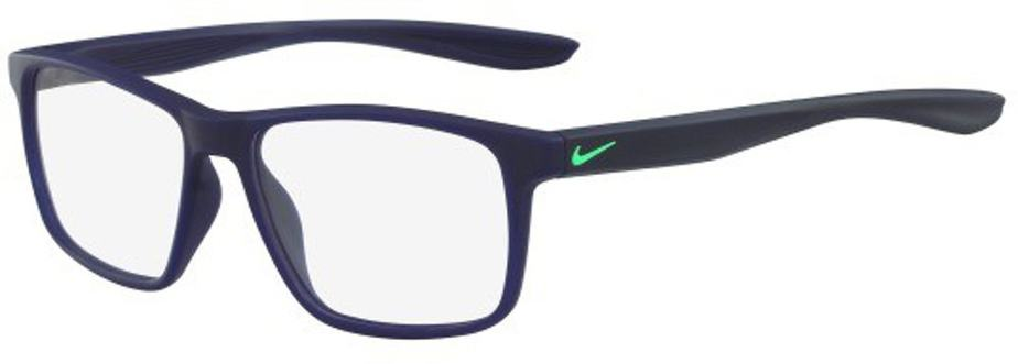 Nike 5002 Radiation Protection Glasses - Matte Blue
