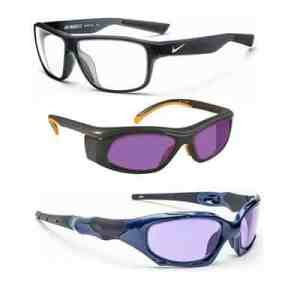 Radiation, Laser & Glassworking Safety Glasses