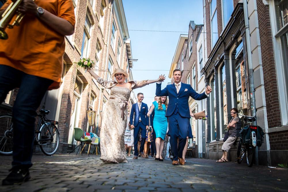 Trouwen in Leiden met de fotograaf uit Leiden